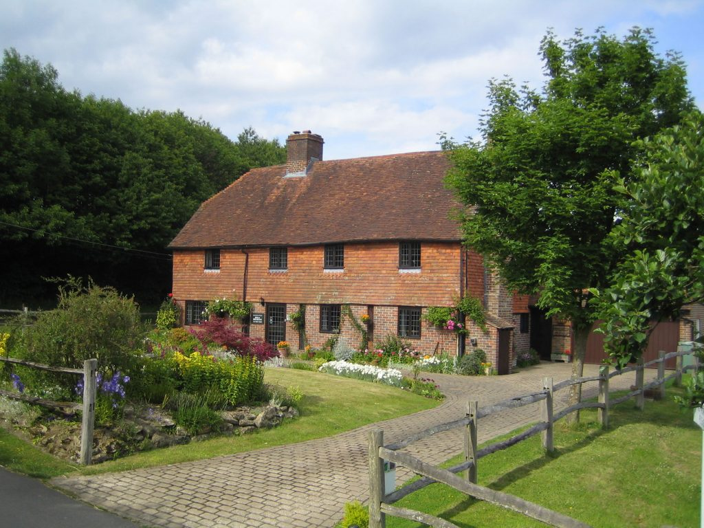 Hononton Cottage B&B Kent